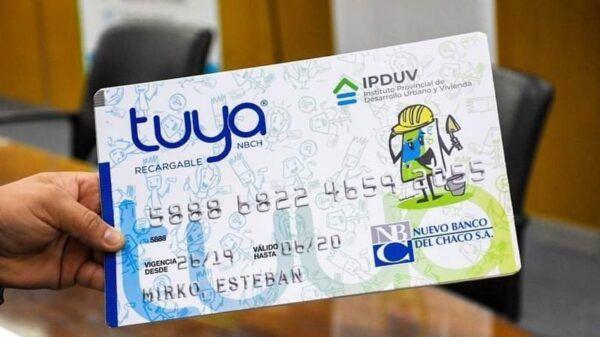 IPDUV Tarjeta Tuya préstamo para refacciones NBCH