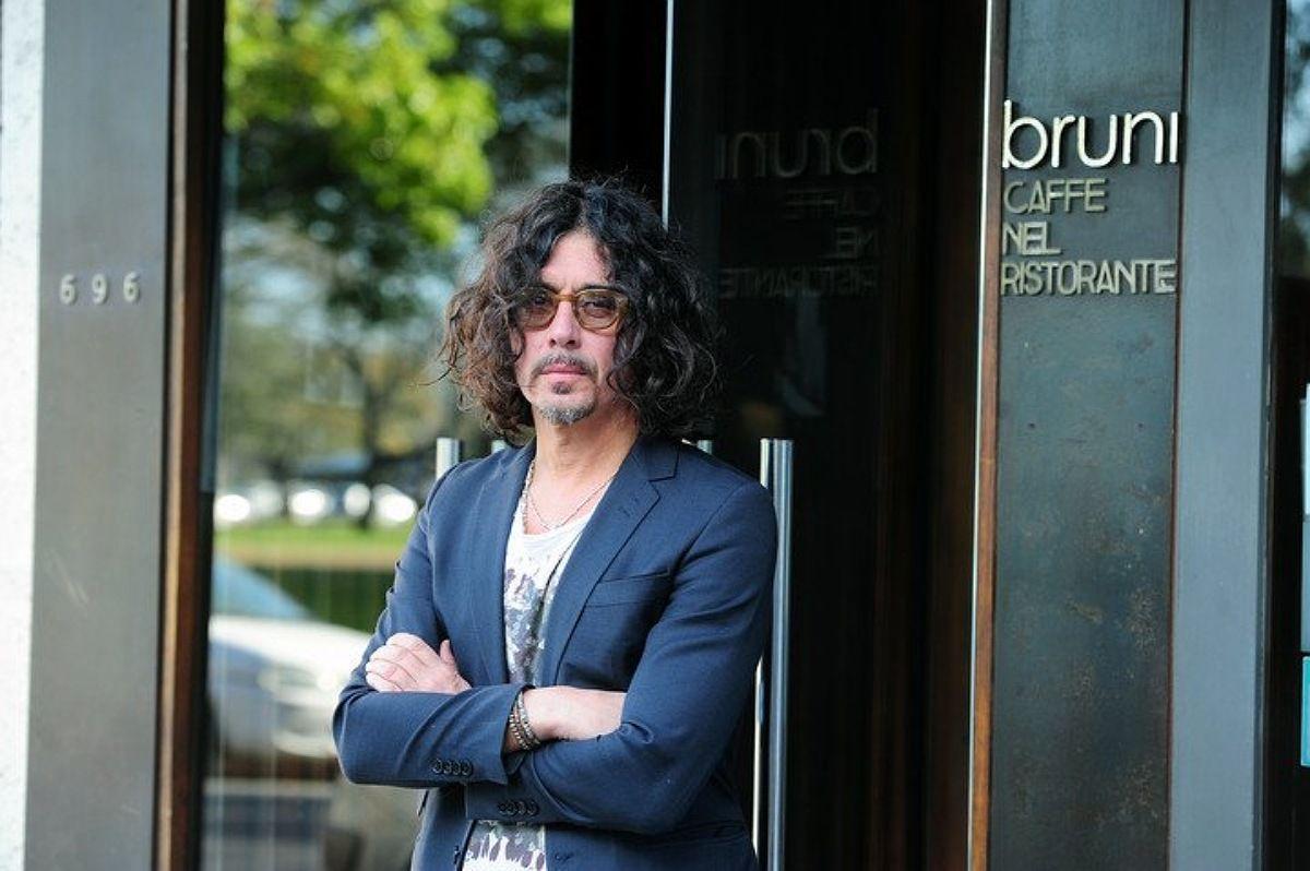 Fabian Zorrito Quintiero cierre de Bruni Restaurante