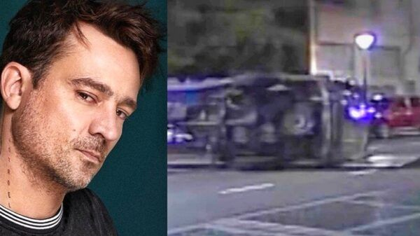 chano choco camioneta policia científica