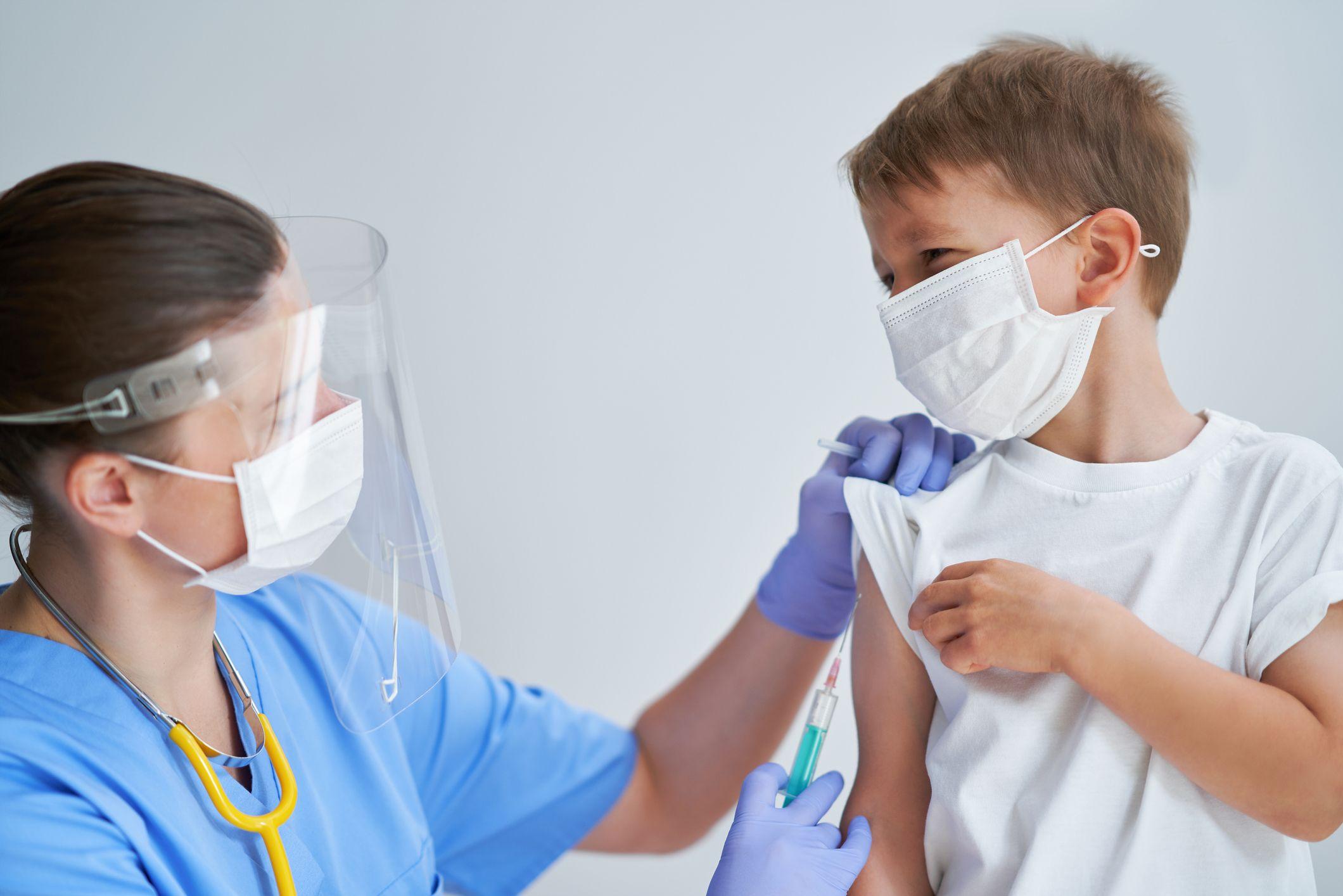 Vacunas menores Inscripción