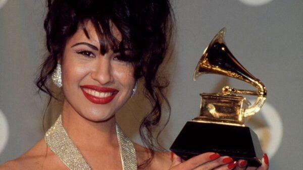 Selena Quintanilla cantante
