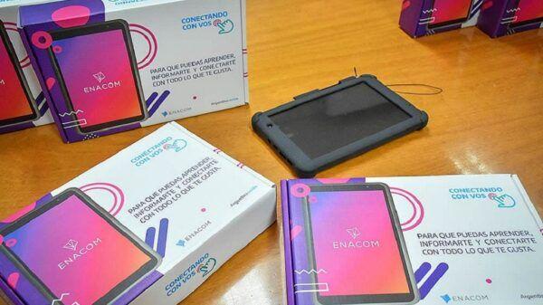 Tablets Conectando con Vos